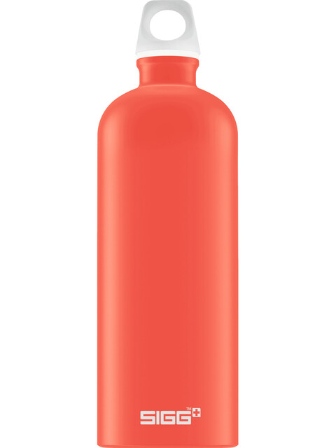 Sigg Lucid Touch Bottle 1,0l red